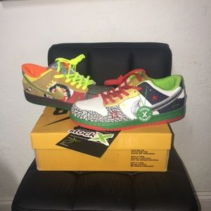 NIKE WHAT THE DUNK SZ 9‼️✅